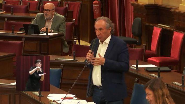 March comparece mañana en el Parlament para exponer la vuelta al cole en Balears