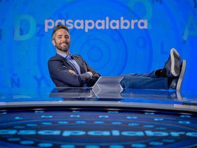 Roberto Leal, el presentador de 'Pasapalabra', da positivo en coronavirus