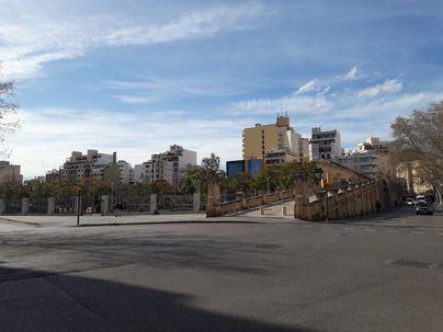 Aumento de las temperaturas en Baleares