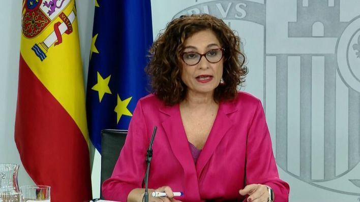 PSOE y Podemos negocian un borrador de presupuestos antes de iniciar la ronda con la oposición