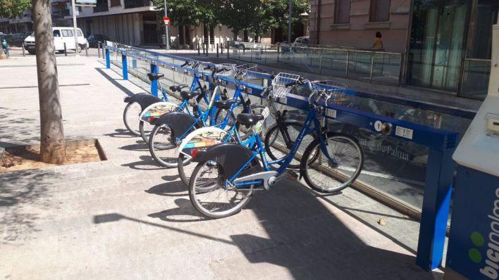 Convocan huelgas en septiembre que afectarán a la ORA, los aparcamientos y Bicipalma