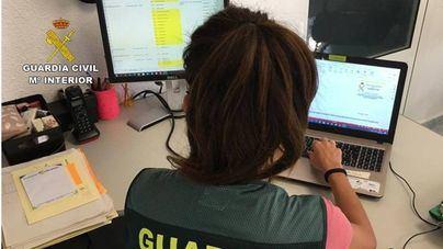 La Guardia Civil frustra un robo en una peluquería del municipio ibicenco de Sant Josep