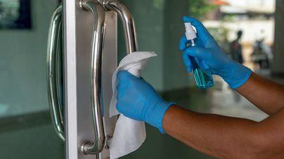 Plan de choque para reforzar la limpieza en colegios e institutos de Calvià