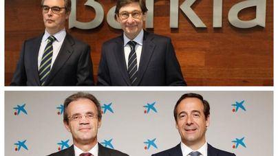 Bankia y CaixaBank negocian fusionarse para lograr una entidad con 650.000 millones en activos y 6.600 sucursales