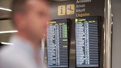 Los aeropuertos de Baleares operan 1.177 vuelos este fin de semana