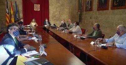 La reunión sobre los ERTEs en Palma acaba sin acuerdo y las negociaciones se aplazan al lunes