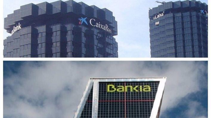 Los consejos de administración de CaixaBank y Bankia prevén reunirse el 13 de septiembre