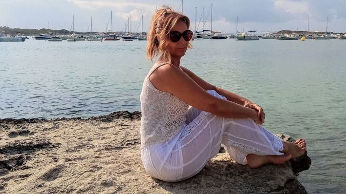 """Pilar García: """"Me gusta plasmar la belleza de las cosas"""""""