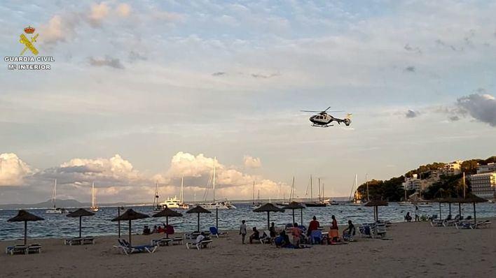 La Guardia Civil intensifica esfuerzos para ayudar en la lucha contra el Covid-19