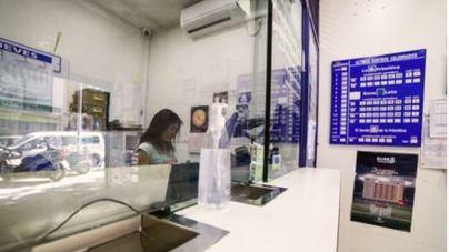 Vendido parte del segundo premio de la Lotería Nacional en Palma