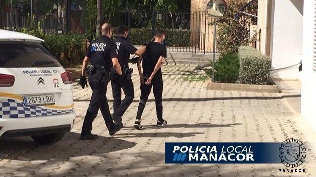 Identificado el conductor que se dio a la fuga tras atropellar a un joven en Manacor