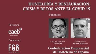 Desayunos de mallorcadiario.com: Hostelería y restauración, crisis y retos ante el Covid 19