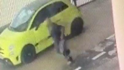 Arrestado cuando intentaba robar un coche en el aeropuerto de Palma