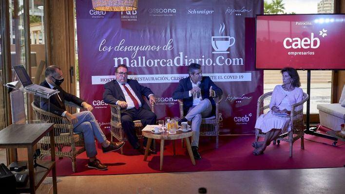 Instituciones y empresarios se dan cita en los Desayunos mallorcadiario.com
