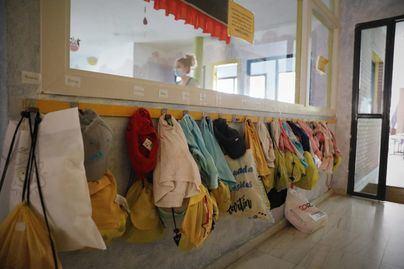 Las escoletas municipales de Palma inician el curso escolar con 1.040 niños