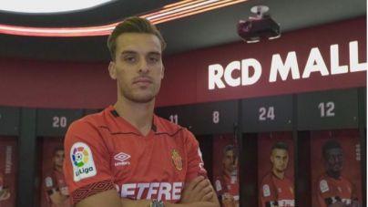 Brian Oliván ya es jugador del Real Mallorca mientras se estrecha el cerco sobre Cufré