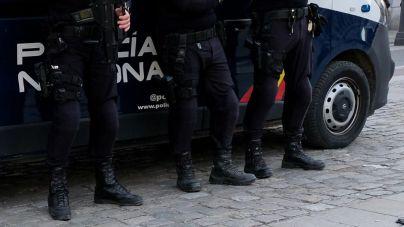 Operación contra el Clan de la Brígida en Pere Garau: droga, armas y coches de lujo