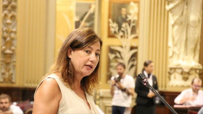 El Parlament retoma su actividad la semana que viene y Armengol comparecerá el martes