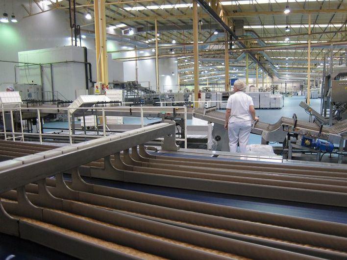 Baleares encabeza en julio la caída de la producción industrial