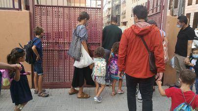 170.369 alumnos vuelven a las aulas en Baleares en un curso marcado por el coronavirus
