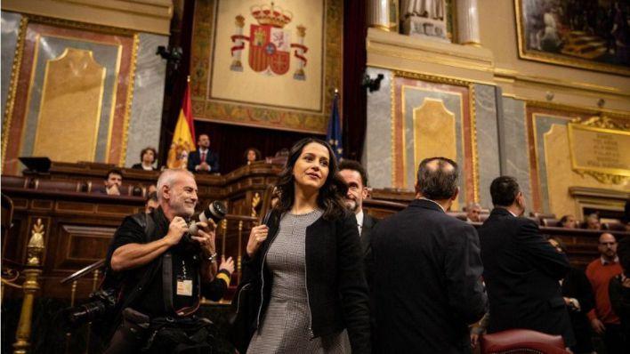 Cs apoyará que el Congreso investigue al PP por 'Kitchen' pero critica que 'se tape la corrupción de Podemos'