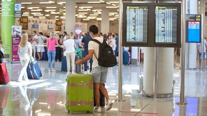 El aeropuerto de Palma pierde 16,2 millones de viajeros en lo que va de año