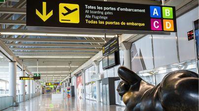 Baleares opera 531 vuelos, 299 de ellos internacionales