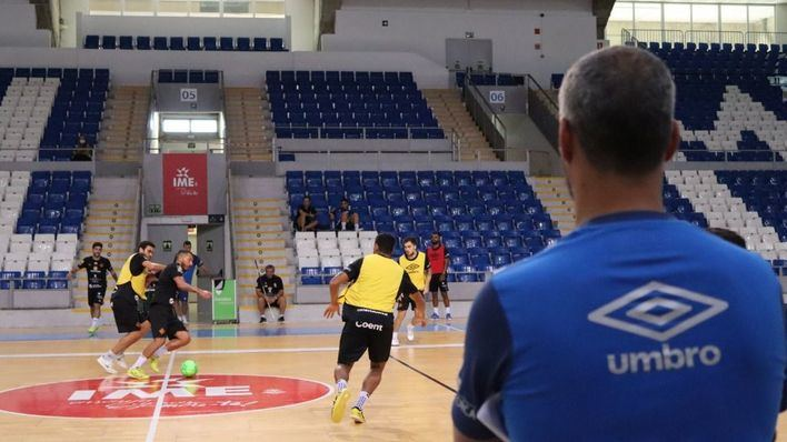 El Palma Futsal jugará dos amistosos en Galicia la próxima semana
