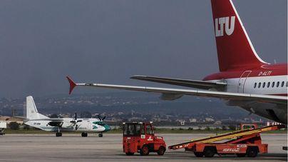 Los aeropuertos de Baleares operan 544 vuelos este domingo