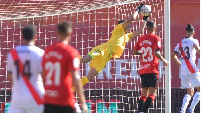 El Mallorca se estrena con derrota