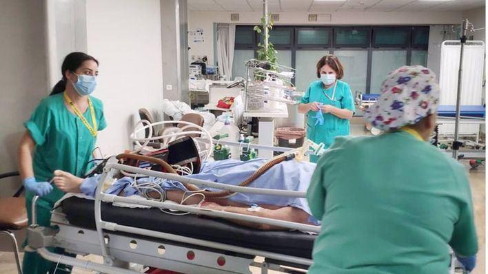 El riesgo de morir por coronavirus coincide con el patrón de 'riesgo normal' relacionado con la edad