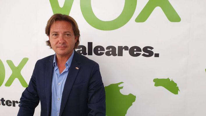 Campos renueva como presidente de Vox en Baleares
