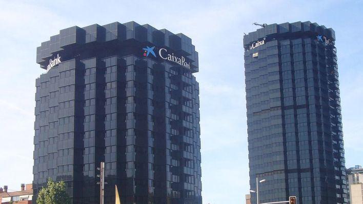 El banco resultante de la fusión utilizará únicamente la marca CaixaBank