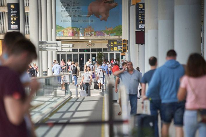 La llegada de turistas internacionales caen un 65 por ciento a nivel mundial