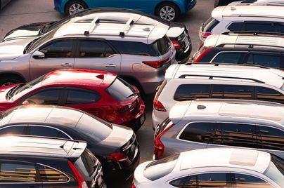 Cae un 80 por ciento la facturación de empresas de alquiler de coches en Baleares