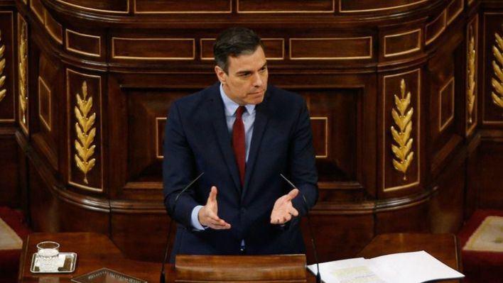 Sánchez pide unidad a las instituciones y afirma que