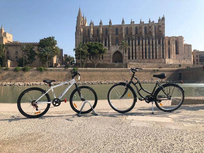 Palma celebra desde este miércoles y hasta el día 22 la 'Semana europea de la movilidad'
