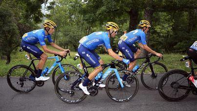 Enric Mas acaba sexto en la etapa reina del Tour y ya es octavo en la clasificación general