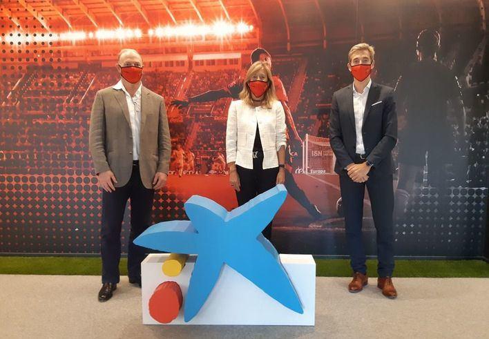 CaixaBank renueva el patrocinio con el RCD Mallorca