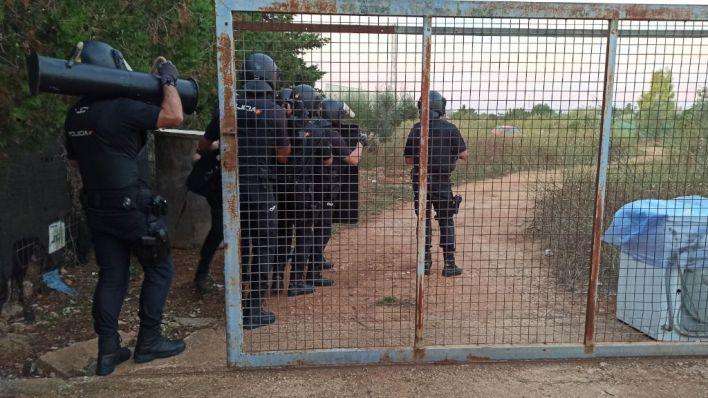 La Policía Nacional asesta un duro golpe al tráfico de drogas en Mallorca con la Operación Pólvora