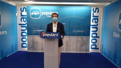 El PP registra una batería de propuestas para reactivar el turismo de Baleares