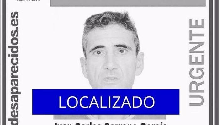 Localizan a un vecino de Palma, de 52 años, desaparecido el pasado 24 de agosto