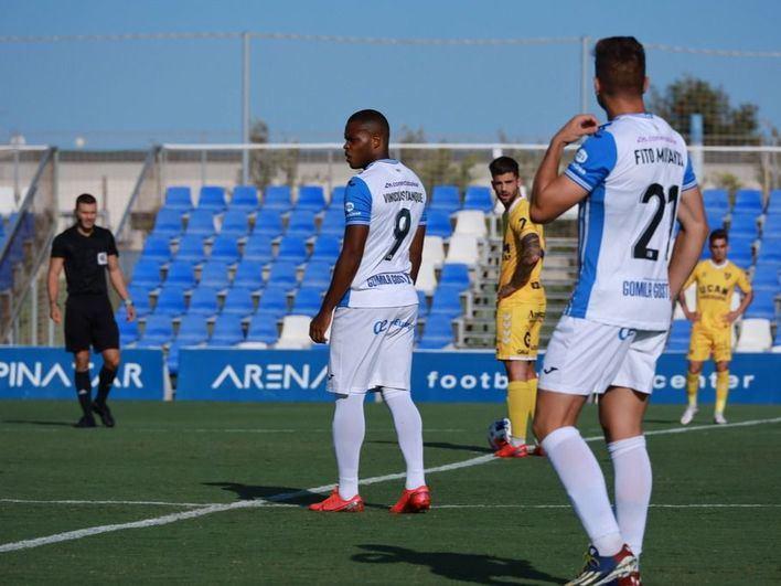 El Atlético Baleares firma tablas ante el UCAM Murcia