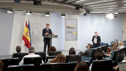 Sánchez descarta confinar España pero advierte que