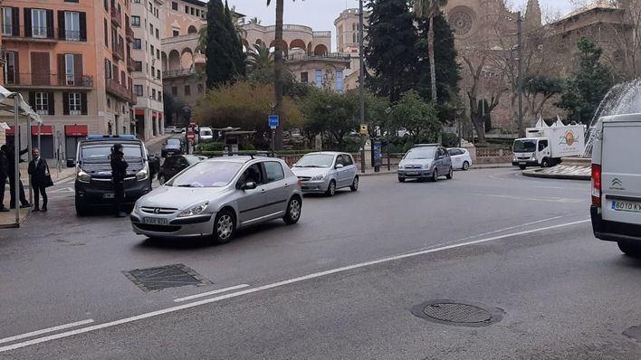 Cort suspende las restricciones de aparcar en zona ORA anunciadas con motivo del Día sin coches