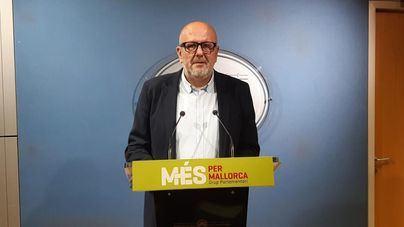 Més pide un trato diferencial para Baleares en los Presupuestos Generales