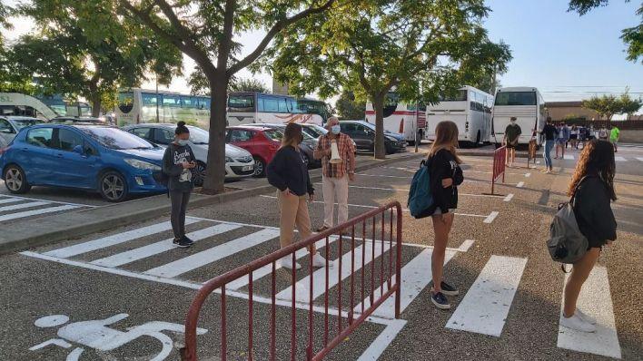 252 alumnos y 60 docentes de Baleares dan positivo en coronavirus