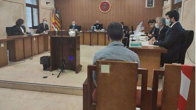 40 años de prisión por violar a una mujer en Palma y tratar de incendiar su casa