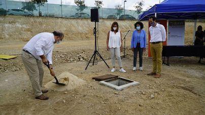 Calvià acoge la colocación de la primera piedra de las 48 viviendas sociales de Magaluf