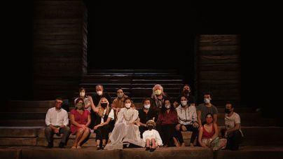 Villaronga aterriza en el Teatre Principal con su versión sobre el mito de Clitemnestra